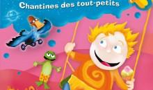 CD Chantines des tout-petits