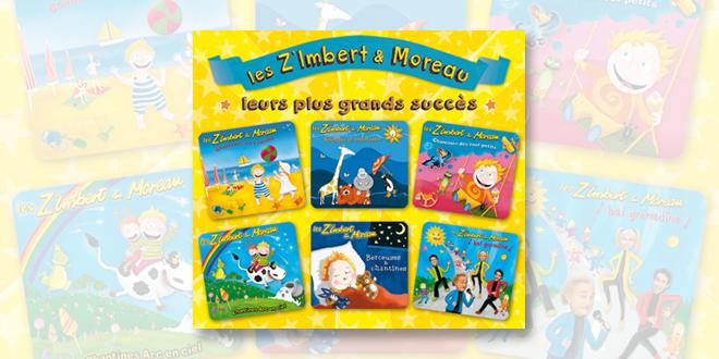 Les Z'Imbert & Moreau – leurs plus grands succès