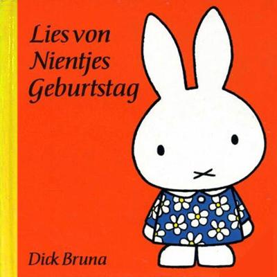 Lies von Nientjes Geburtstag (Bonne fête petit lapin !)
