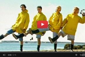 Sur la grande île Sakhaline en vidéo