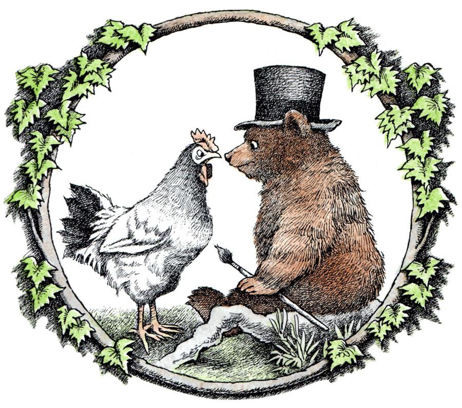 Un baiser pour Petit-Ours