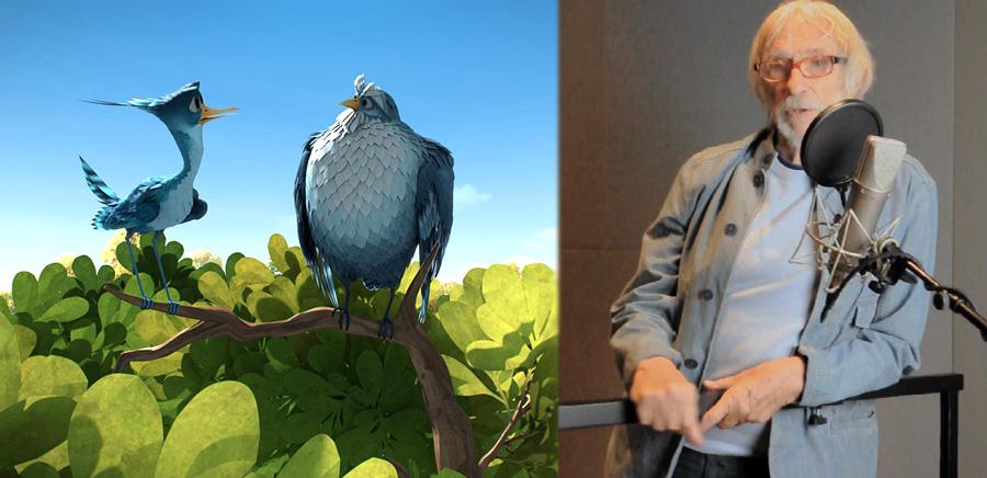 Gus - petit oiseau, grand voyage / enregistrement de la voix de Pierre Richard