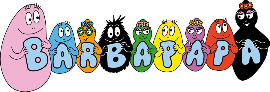 la famille des Barbapapa