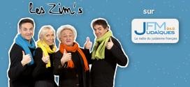 Les Z'Imbert & Moreau chantent en famille sur Judaïques FM