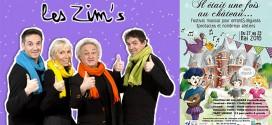 Concert des ZiM's en Touraine du 27 au 29 mai