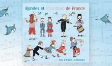 Rondes et Chantines de France par Les Z'Imbert & Moreau (L'Autre Distribution)