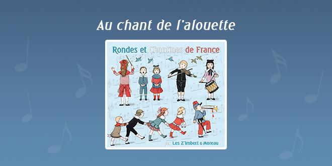 Au chant de l'alouette par Les Z'Imbert & Moreau