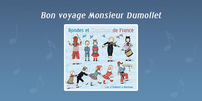 Bon voyage Monsieur Dumollet par Les Z'Imbert & Moreau