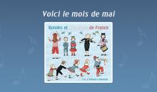 Voici le mois de mai par Les Z'Imbert & Moreau