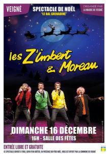 Les Z'Imbert & Moreau à Veigné le 16 septembre 2018