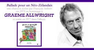 Hommage à Graeme Allwright